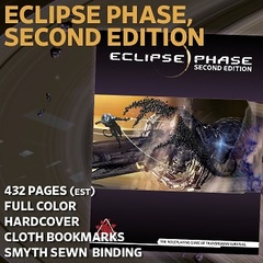 Eclipse Phase Core Rulebook, 2nd Edition