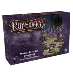 Runewars Miniatures Game: Waiqar Command Expansion Pack