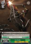 AW/S18-E040 U Ash Roller