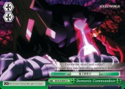 Demonic Commandeer - AW/S18-E055 - CC