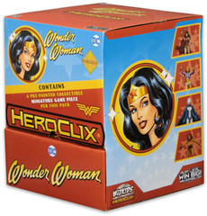 DC HeroClix: Wonder Woman Gravity Feed