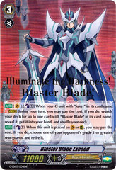 Blaster Blade Exceed - G-LD03/004EN - SP (Hot Stamp) on Channel Fireball