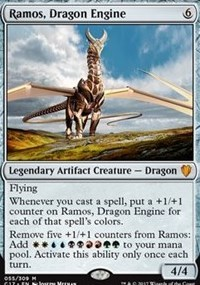 Ramos, Dragon Engine - Foil
