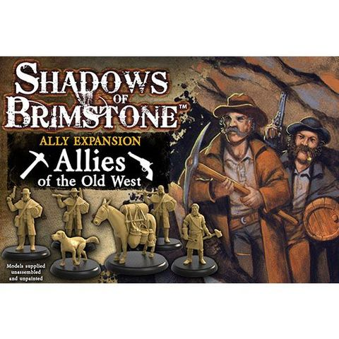 Shadows Of Brimstone: Old West Allies