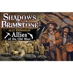 Shadows Of Brimstone: Old West Allies