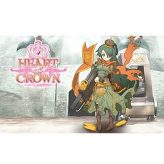 Heart Of Crown: Playmat - Flammaria