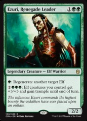 Ezuri, Renegade Leader on Channel Fireball