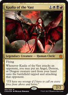 Kaalia of the Vast – Foil