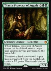 Titania, Protector of Argoth