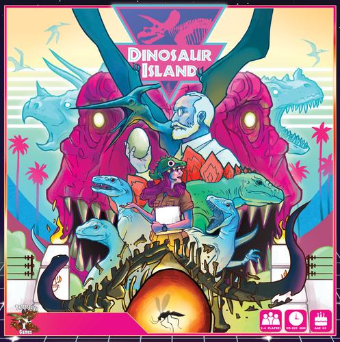 Dinosaur Island (2017)