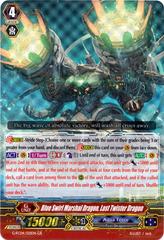 Blue Vortex Marshal Dragon, Last Twister Dragon - G-FC04/021EN - GR