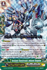 Oceanic Transformation, Atlantis Dolphin - G-FC04/037EN - RRR