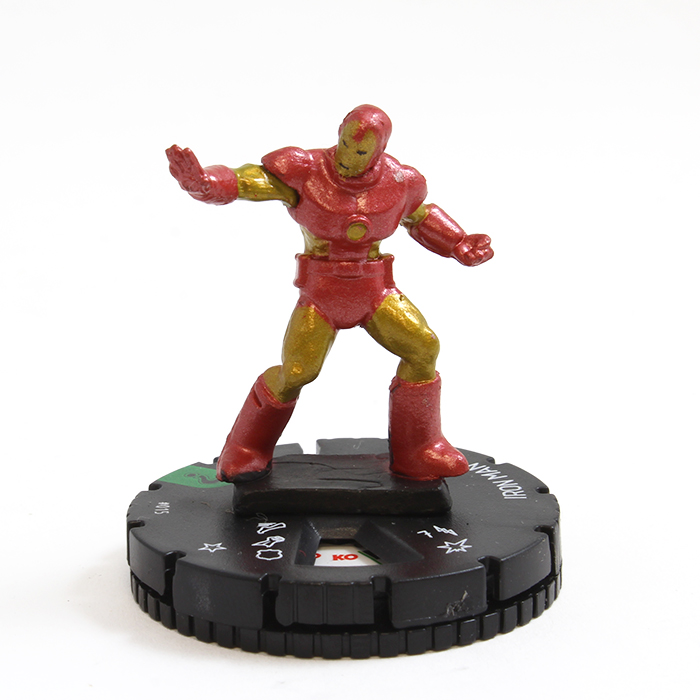 Iron Man - 015 - Uncommon