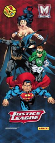 Meta X Justice League Booster Box