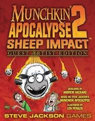 Munchkin Apocalypse 2 Guest Artist - Len Peralta