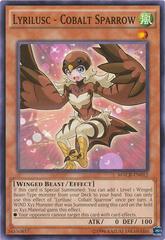 Lyrilusc - Cobalt Sparrow - MACR-EN012 - Common - Unlimited Edition
