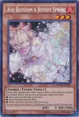 NM Yu-Gi-Oh Secret Rare Tornado Dragon MACR-EN081
