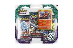 Sun & Moon - Guardians Rising 3 Pack Blister - Turtonator