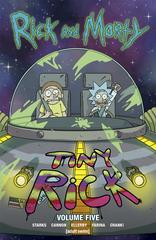 Rick & Morty Tp Vol 05 (STL041780)