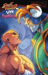 Street Fighter Vs Darkstalkers #3 (Of 8) (Cover A - Huang)
