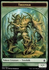 Treefolk Token