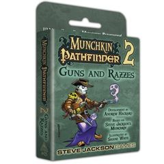 Munchkin - Pathfinder 2 Guns And Razzes