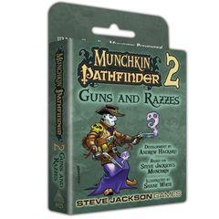 Munchkin - Pathfinder 2 Guns And Razzes