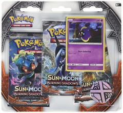 Sun & Moon - Burning Shadows 3 Pack Blister - Cosmog