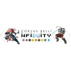 Infinity - Mercenaries: Outrage Characters Pack