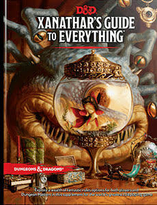 5th Edition - Xanathars Guide to Everything