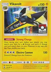 Vikavolt - 52/149 - Holo - Toy R Us League Promo