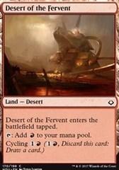 Desert of the Fervent - Foil on Channel Fireball