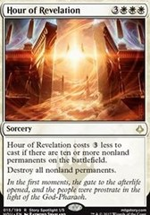 Hour of Revelation - Foil