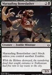 Marauding Boneslasher - Foil