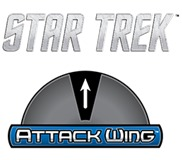 Star Trek Attack Wing - Federation Attack Squadron Card Pack Wave 4