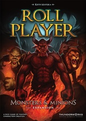 Roll Player - Monsters & Minions Expansion