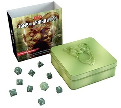 Tomb Of Annihilation Dice Set
