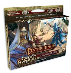 Pathfinder Adventure Card Game - Occult Adventures Character Deck 1
