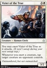 Vizier of the True - Foil