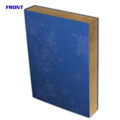 Bcw Comic Book Stor-Folio: 1.5 Inch Art - Blue Book