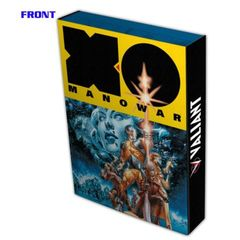 Bcw Comic Book Stor-Folio: 1.5 Inch Art - Valiant Xomanowar
