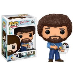 Pop! - Bob Ross (The Joy of Painting)