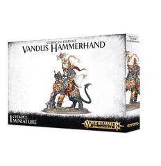Stormcast Eternals Vandus Hammerhand gaw9633