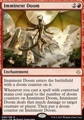 Imminent Doom - Foil