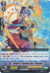 Knight of Spring Sun, Conanus - PR/0341EN