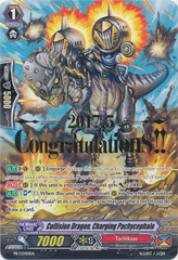 Collision Dragon, Charging Pachycephalo - PR/0340EN - Hot Stamp