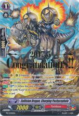 Collision Dragon, Charging Pachycephalo - PR/0340EN - Hot Stamp