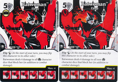 Batwoman - Elegy (Die and Card Combo)