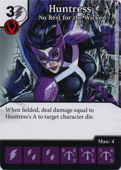 Huntress - No Rest for the Wicked (Die and Card Combo)