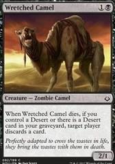 Wretched Camel - Foil